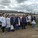 Проведен государственный квалификационный экзамен в Речицком государственном аграрном колледже