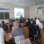Оказание консультативной помощи аграрному колледжу УО ВГАВМ