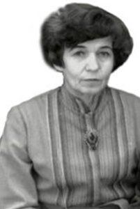 Н.И. Гончарова