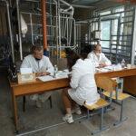 Экзамен по практическим навыкам и умениям у студентов 4 курса специальности «Зоотехния»