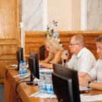 Заседание совета академии