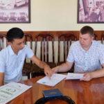 Приемная кампания на межвузовский факультет в Узбекистане