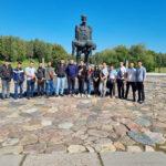 Первый день новых студентов академии в Республике Беларусь
