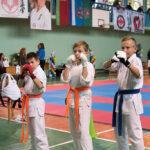 Открытый международный турнир по кёкусинкай каратэ в УО ВГАВМ