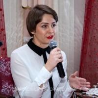 Встреча с поэтессой Ириной Доморенок