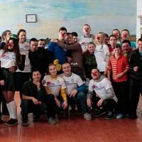 Посещение студентами академии Богушевского дома-интерната