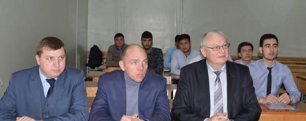 На биотехнологическом факультете состоялось учебно-воспитательное мероприятие для туркменских студентов «Дом, где мы живем»