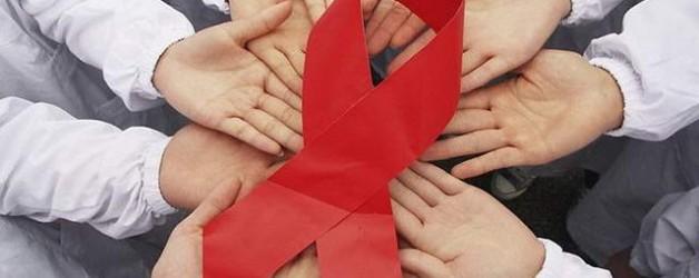 Студенты УО ВГАВМ против СПИДа