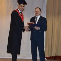 97 выпускников биотехнологического факультета получили свой заветный диплом
