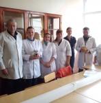 С  13 мая 2019 г. на  факультете повышения  квалификации  и переподготовки  кадров   проводится  учеба ветеринарных специалистов