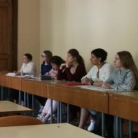 23 мая 2019 года прошло заседание научной секции «Гуманитарные науки»