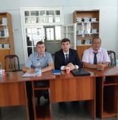 Прием узбекских студентов  на межвузовский факультет