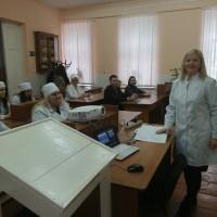Открытое занятие на тему: «Товароведческая классификация и маркировка мяса» ассистента Стомма Светланы Семеновны