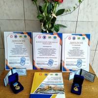 Поздравляем победителей Международного конкурса «Лучший молодой ученый СНГ-2020»!