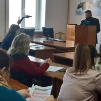Студенческая научно-практическая конференция  на кафедре генетики и разведения сельскохозяйственных животных УО ВГАВМ