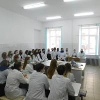 Сотрудничество кафедры нормальной и патологической физиологии с аграрным колледжем УО ВГАВМ