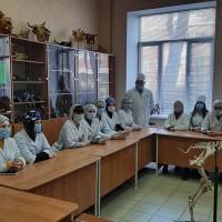 Сотрудничество кафедры общей, частной и оперативной хирургии с  Аграрным колледжем УО ВГАВМ