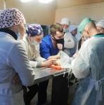 Учеба 1 курса переподготовки по специальности «Ветеринарная хирургия»