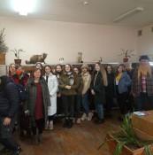 Учащиеся из Шарковщинского района в гостях у академии