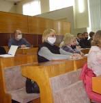 Учеба преподавателей УО ВГАВМ (система дистанционного обучения Moodle)