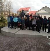 Школьники из Хотимского района в гостях у академии