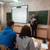 Проведение профориентационной работы  в Климовичском и Осиповичском районах