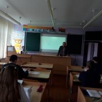 Проведение профориентационной работы в Кормянском районе Гомельской области