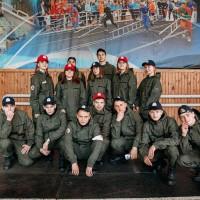 Лучшая санитарная дружина города Витебска – команда УО ВГАВМ!