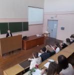 На кафедре иностранных языков прошла конференция