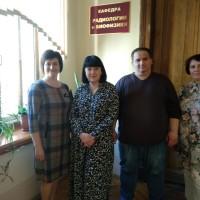 Сотрудничество с Аграрным колледжем УО ВГАВМ