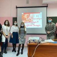 На кафедре физиологии прошел научный семинар: «Физиология материнства»