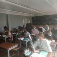 Профориентационная работа в г. Чаусы и Чаусском районе